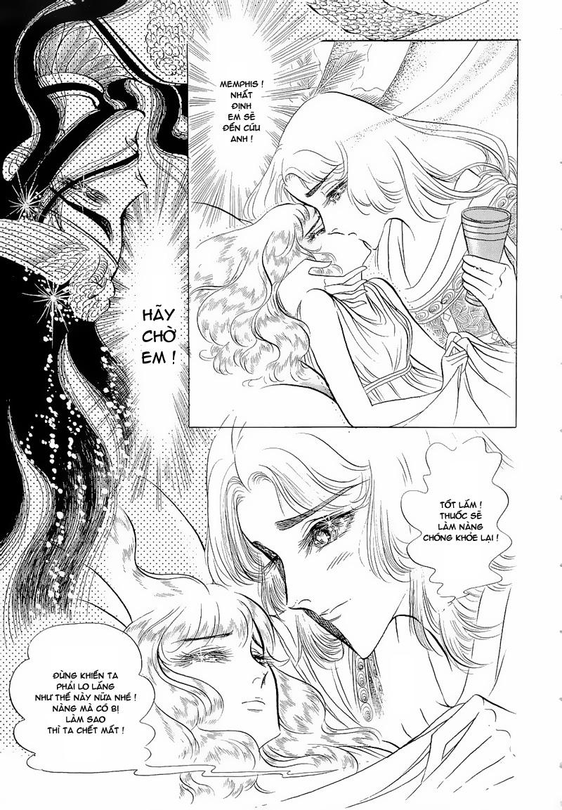 Nữ Hoàng Ai Cập-Ouke no Monshou chap 54 Trang 28 - Mangak.info