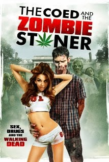 Watch The Coed and the Zombie Stoner (2014) Movie Online Without Download