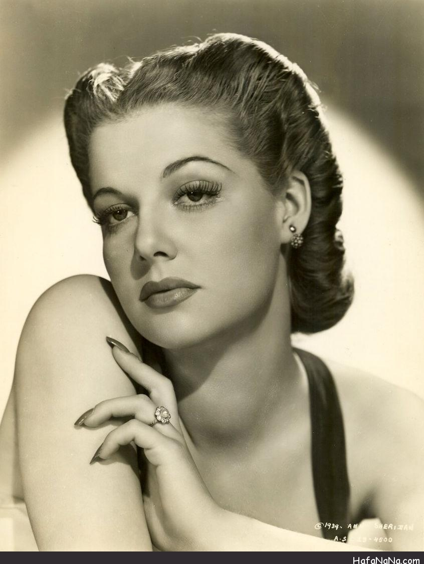 Love Those Classic Movies Glamour Girl Ann Sheridan