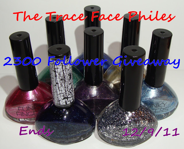 Trace Face Philes Give Away