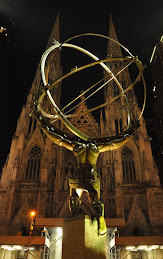 Atlas-St. Patrick&#39;s Cathedral