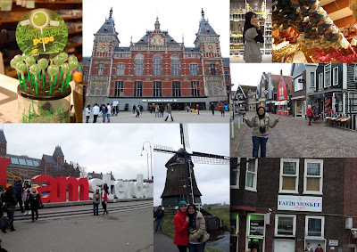 volendam amsterdam kelana convoy highlight of europe