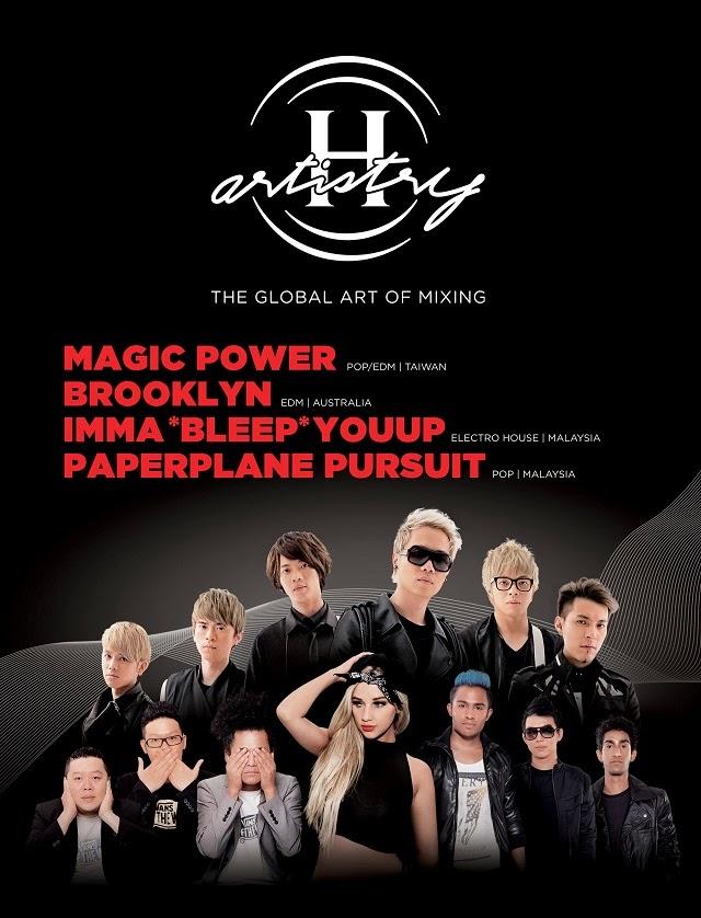 H-Artistry 2014 Returns To Penang This May