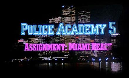 Police Academy 5