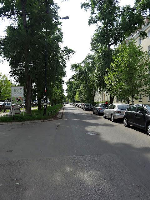 Ulica Racławicka