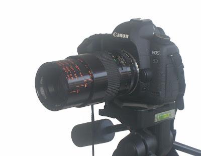 Use SLR Lens on DSLR