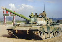 Type 88 Main Battle Tank