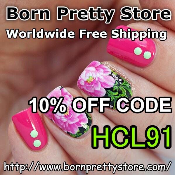 Colaboración Born Pretty Store