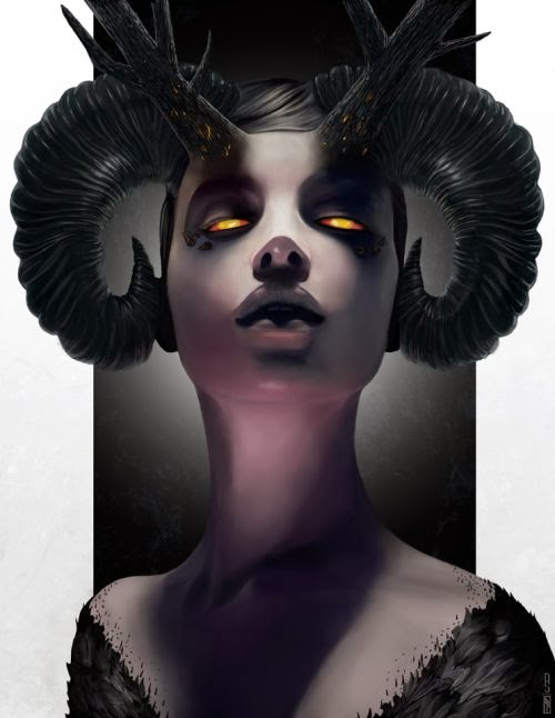Rob Shields deviantart illustrations fantasy science fiction women