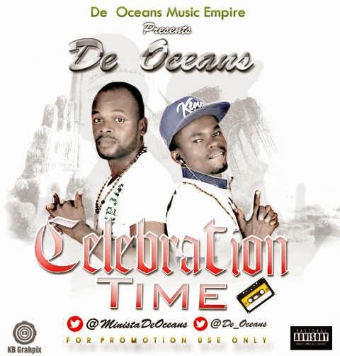 De Oceans - Celebration Time