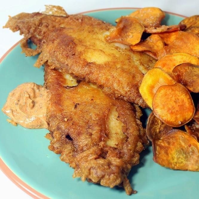 52 ways to cook beer battered fried fish fillets 52 for Fried fish fillet recipes