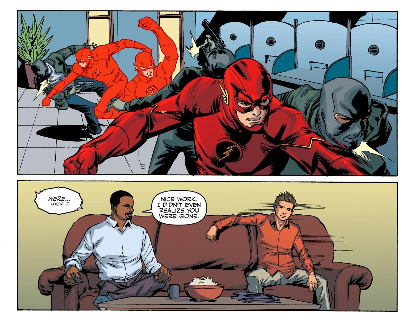 The Flash: Season Zero [I] Issue #20 #20 - English 6