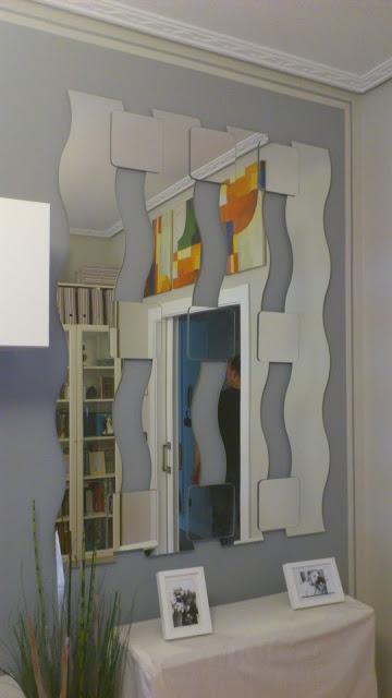 I d e a espejo puzzle - Espejos de ikea ...