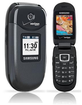 Samsung Gusto Sch U360 20001x Phone Verizon Cdma Tech