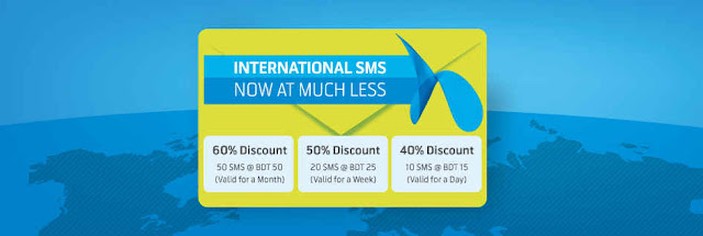 Grameenphone International SMS