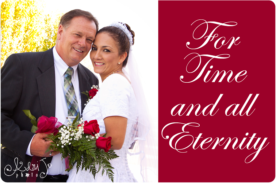 Mrs. & Mrs. Waters - For Time And All Eternity - Adri Jo Photo