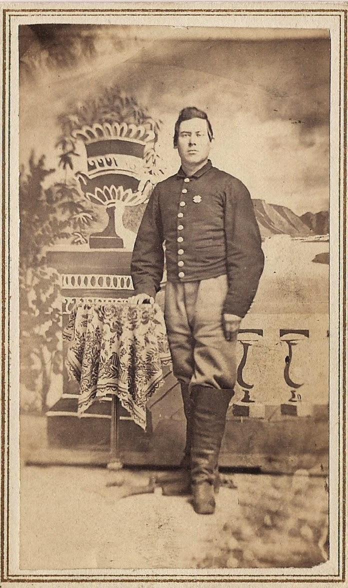 Corporal John Cochran