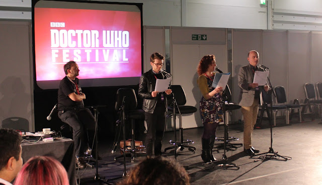 Doctor Who Festival 2015 - Big Finish panel