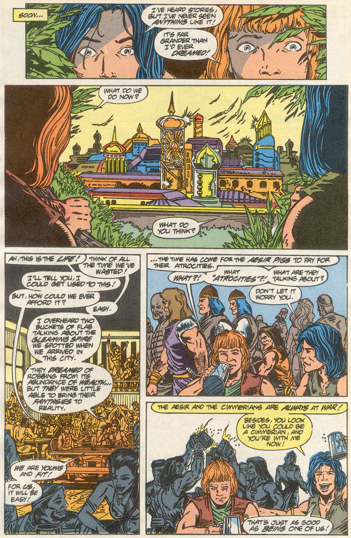 Conan the Barbarian (1970) Issue #233 #245 - English 15