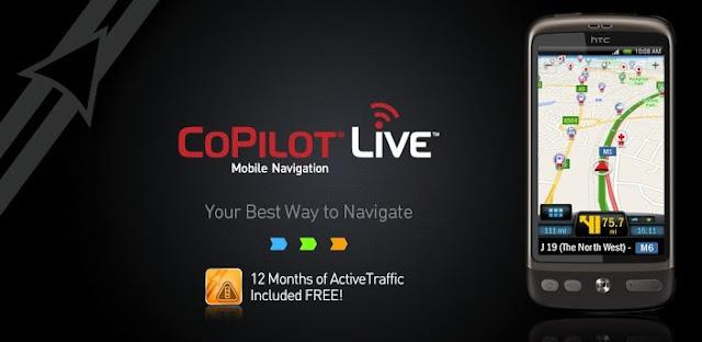 CoPilot Live Premium Europe Android İndir