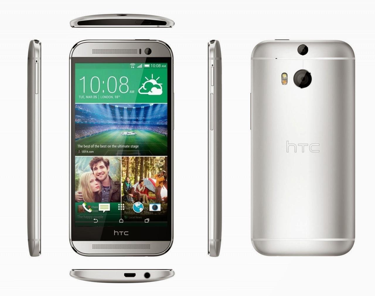 HTC One M8 Dual SIM LTE-A Best Mobile Phone Description ...