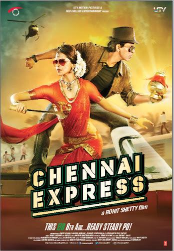 Chennai Express Mashup - DJ Kiran Kamath (2013)