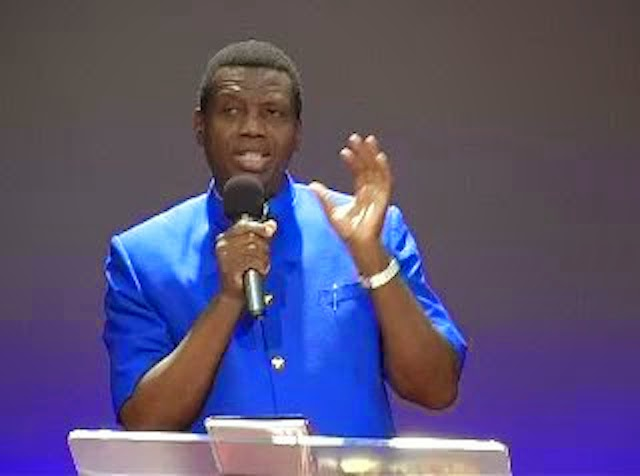 Year 2015 Prophecy by Pastor EA ADEBOYE