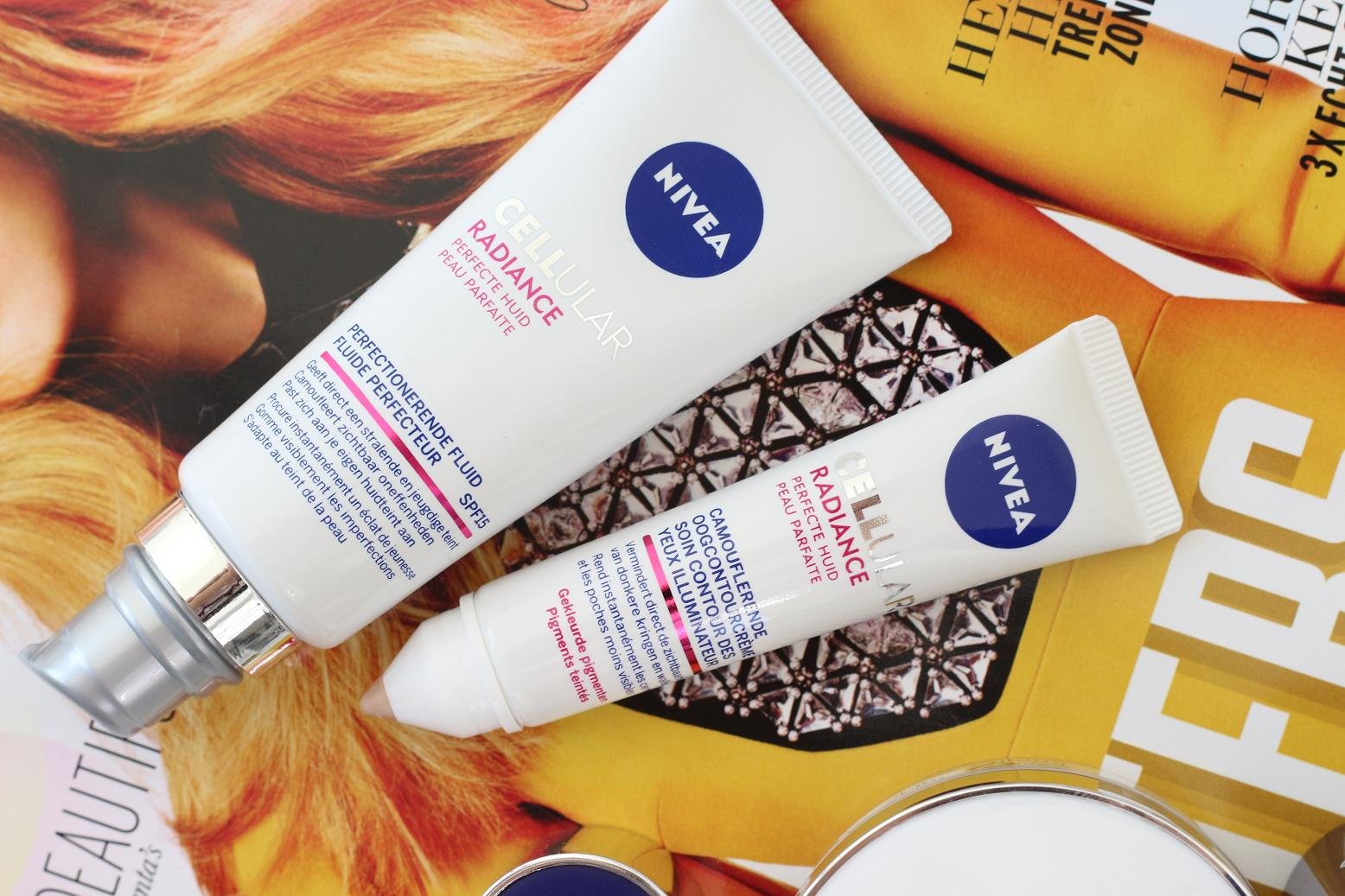 Nivea Cellular Radiance