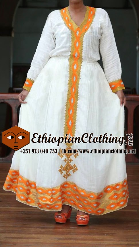 traditional ethiopian wedding dresses: traditional ethiopian ...