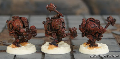 Metal Beards: Mountain Crushers WIP