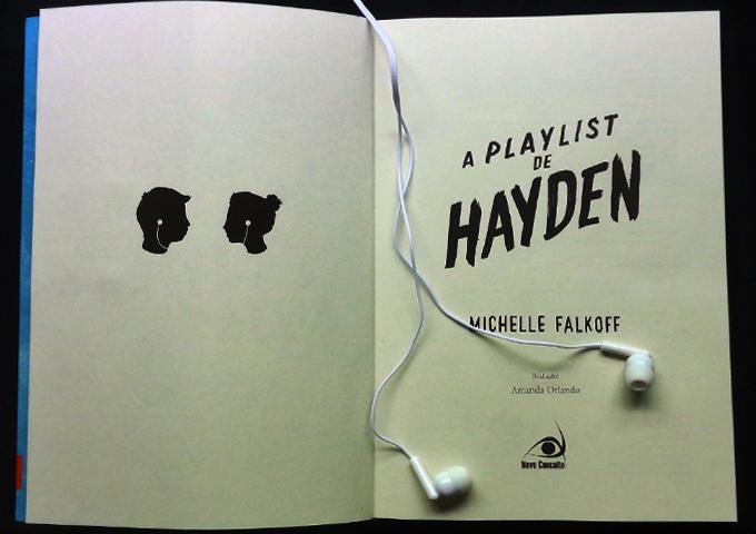Resenha do livro A Playlist de Hayden