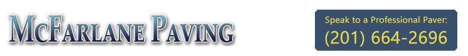 McFarlane Paving NJ | Paving Company