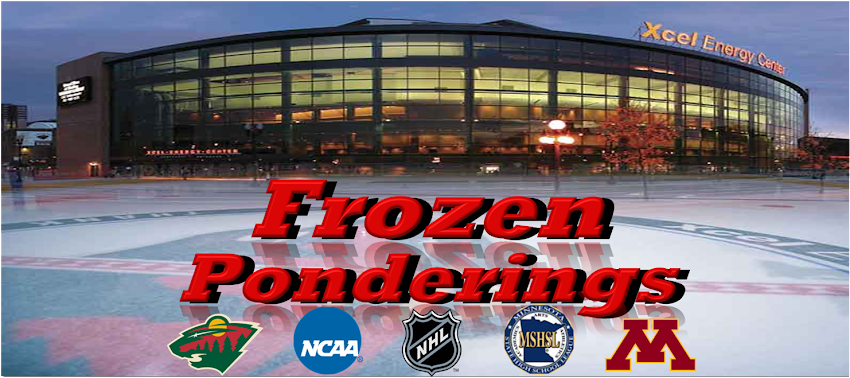 Frozen Ponderings