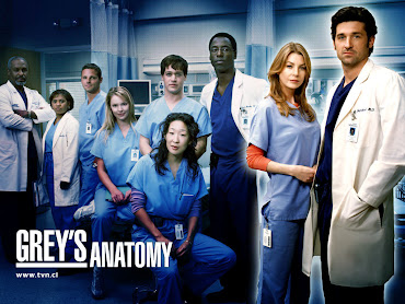 #10 Grey Anatomy Wallpaper