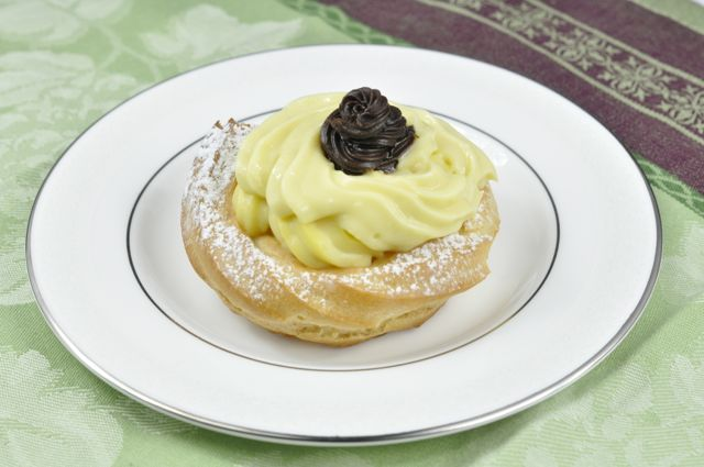 Zeppole Di San Giuseppe From Food Lover S Odyssey