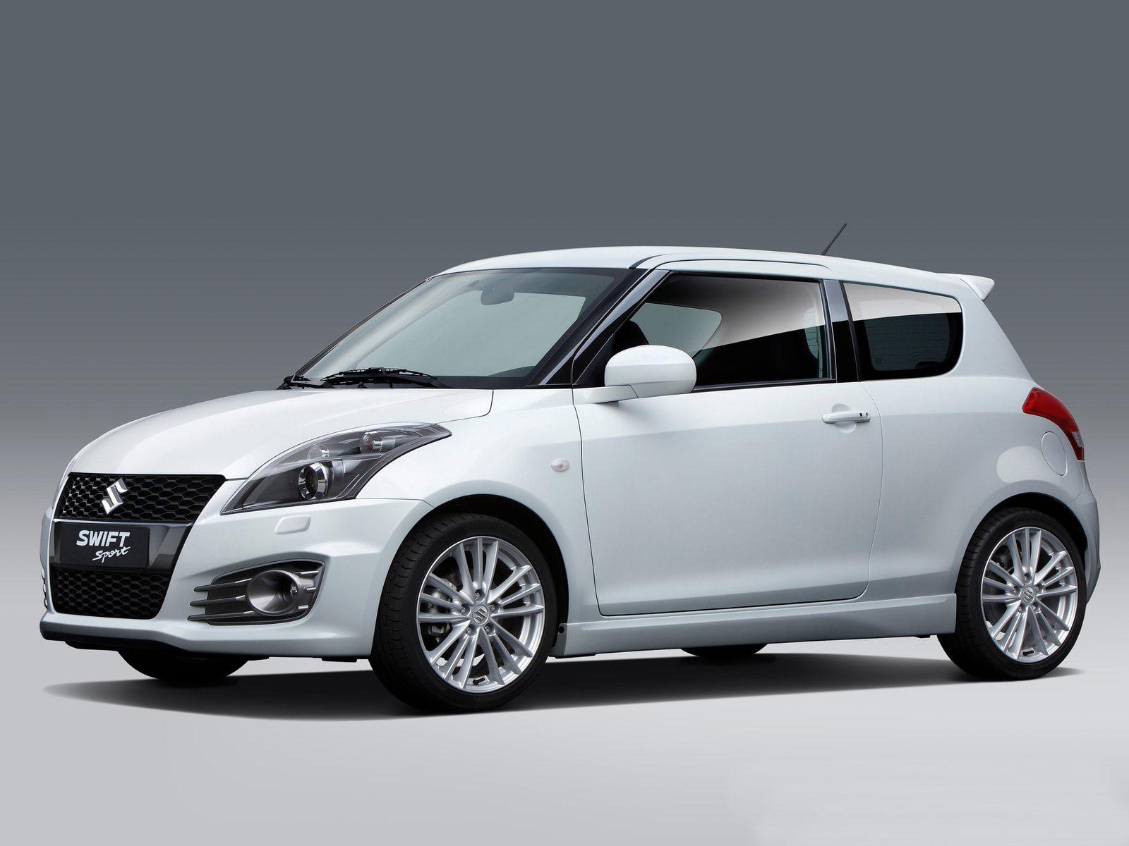 japanese car photos 2012 suzuki swift sport. Black Bedroom Furniture Sets. Home Design Ideas