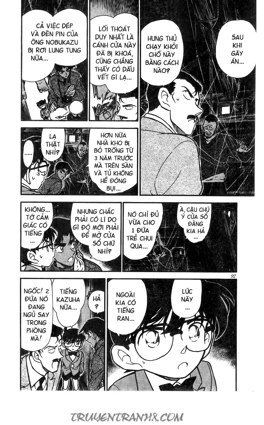 xem truyen moi - Conan chap 248