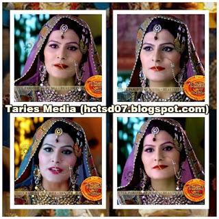 Inilah Manisha Yadav as Salima Begum Jodha aKBAR