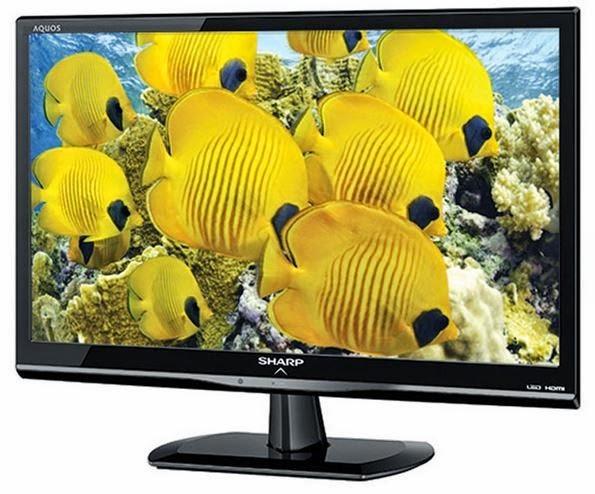 Harga dan Spesifikasi TV LED Sharp LC-32LE107i Aquos 32 Inch