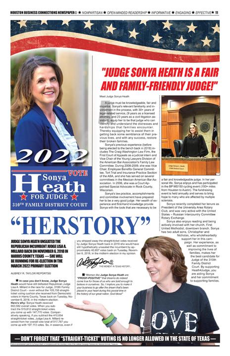 Judge Sonya Heath