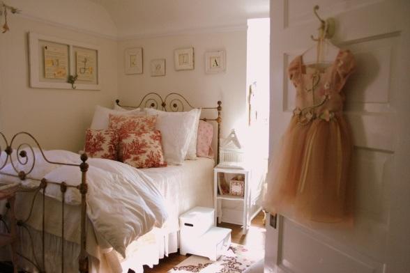 Dormitorio shabby chic el rinc n de mila - Dormitorios vintage chic ...