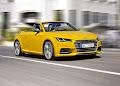 Audi TT y TTS Roadster