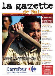 La Gazette de Bali septembre 2011