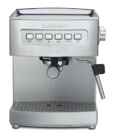 programmable 15-bar pump espresso & coffee machine