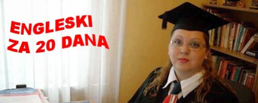 Engleski za 20 dana po GSD metodi-Mr Danijela Gajić