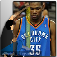 What is Kevin Durant's height?