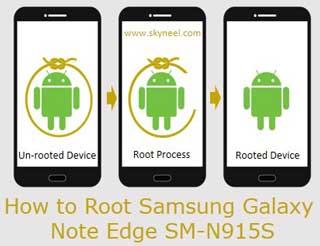 Root Samsung Galaxy Note Edge SM-N915S