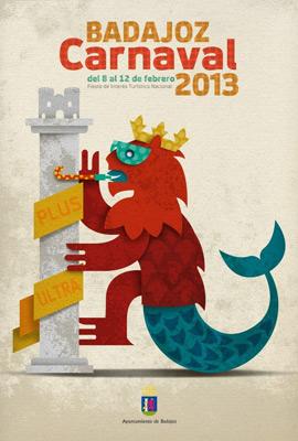 Carnaval de Badajoz desfile de comparsas 2013 vídeos