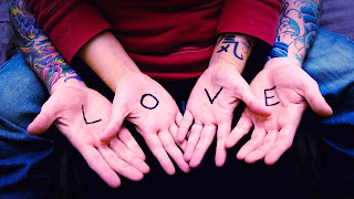 Hands love imaige walpaper