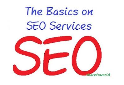 The Basics on SEO Services